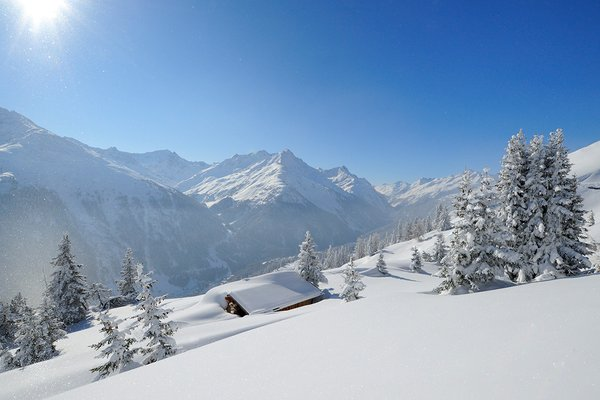 Winterurlaub in St. Anton